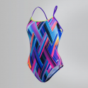 Speedo Fizz Bounc Single Crossback